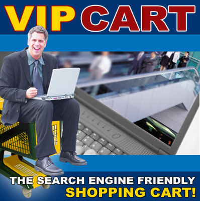 Pay for *NEW* VIP Shopping Cart With Resale Rights