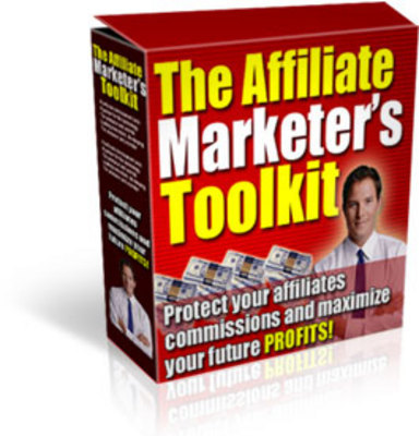 Pay for *NEW* The Affiliate Marketers Toolkit  With Resale Rights