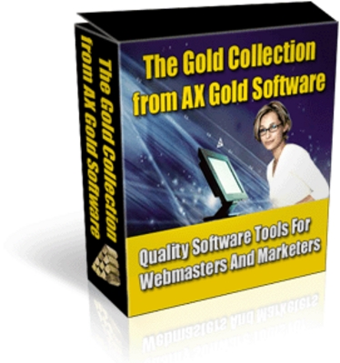 Pay for *NEW* The Gold Collection With Master Resale Rights ! Quality Softwares For Webmasters And Marketers.