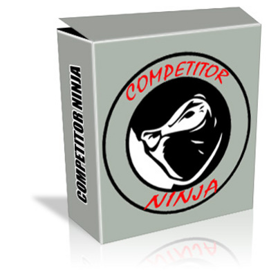 Pay for *NEW* Competitor Ninja with Private Label Rights