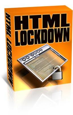 Pay for *NEW* HTML Lock Down  With Private Labels Rights