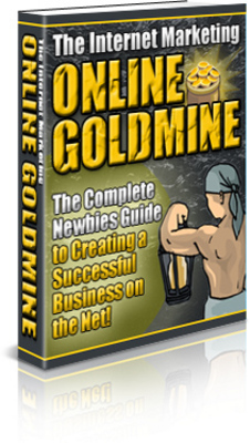 Pay for *NEW* The Internet Marketing Online Goldmine Witth MRR