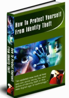 Pay for How To Protect Yourself From Identity Theft (PLR)