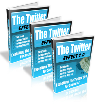 Pay for The Twitter Effect 2.0 Video Series  With MRR