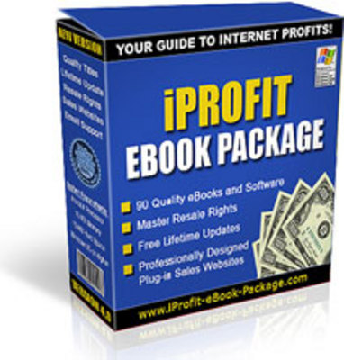 Pay for *NEW* Iprofit Ebook Package With Master Resale Rights