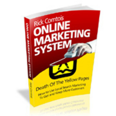 Pay for *NEW* Online Marketing System  With Master Resale Rights