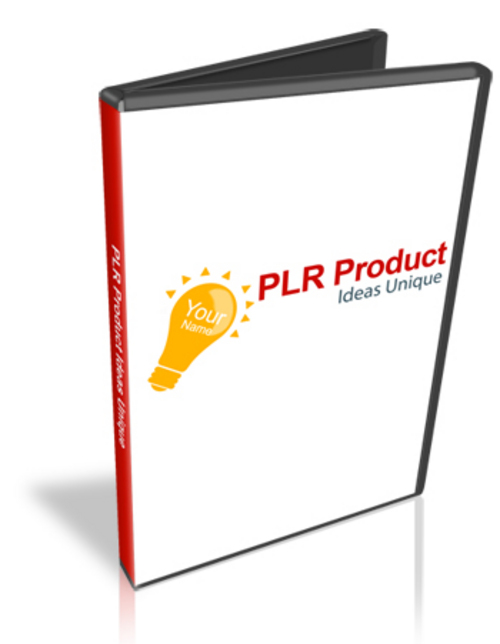 Pay for *NEW* PLR Product Ideas Unique With Resell Rights