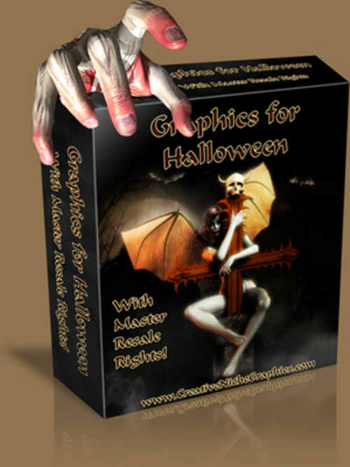 Pay for *NEW* Halloween MiniSites With Master Resale Rights