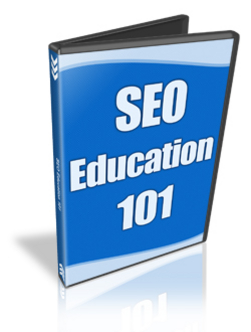 Pay for *NEW* Seo Education 101 With Master Resale Rights