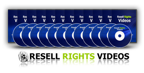 Pay for Resell Rights Videos - With Master Resale Rights
