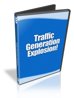 Pay for *NEW*Traffic Generation Explosion  With Master Resale Rights