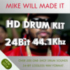 Thumbnail Mike Will Made It HD Drum Kit Samples 24bit 44.1khz