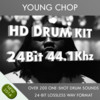 Thumbnail Young Chop HD Drum Kit Samples 24bit 44.1khz
