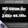 Thumbnail Justice League HD Drum Kit Samples 24bit 44.1khz