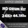 Thumbnail Justice League HD Drum Kit Samples 24bit 44.1khz