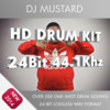 Thumbnail DJ Mustard Drum Kit Samples 24bit 44.1khz