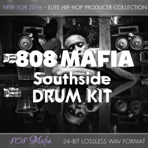 Pay for 808 Mafia Drum Kit - Elite Samples Collection 24Bit