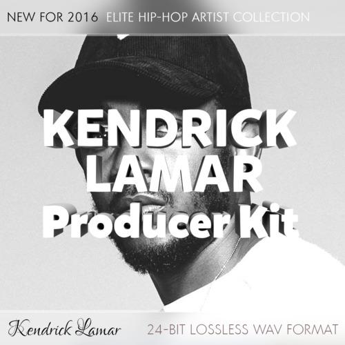 Pay for Kendrick Lamar Producer Kit - Elite Hip-Hop Artist Sounds