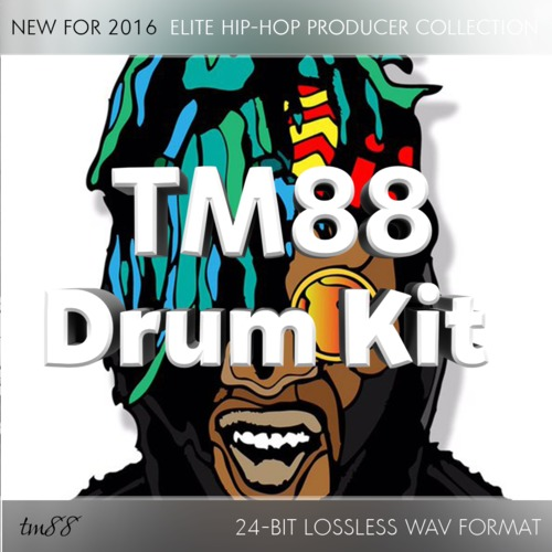 Pay for TM88 Producer Kit - Drum Sounds - 808 Mafia