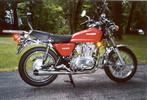 Thumbnail 1980-1982 Kawasaki KZ440 Workshop Repair Service Manual