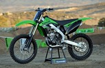Thumbnail 2004 Kawasaki KX250F Motorcycle Workshop Repair Service Manual