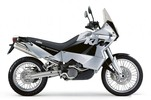 Thumbnail 2003 KTM 950 Adventure / Adventure S Motorcycle Workshop Repair Service Manual in GERMAN