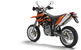 Thumbnail 1998-2003 KTM 400-660 LC4 Motorcycle Workshop Repair Service Manual