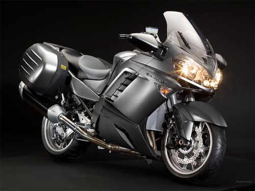 Pay for 2008 Kawasaki 1400GTR, CONCOURS 14 Motorcycle Workshop Repair Service Manual