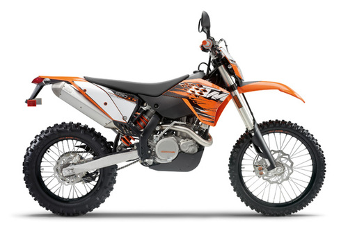 Pay for 2009 KTM 400 EXC, 400 XC-W, 450 XC-W, 530 EXC, 530 XC-W Motorcycle Workshop Repair Service Manual