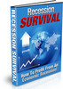 Thumbnail Recession Survival How to Profit From An Economic Recession!