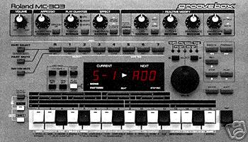 Pay for Roland MC 303 GROOVE BOX JV 1080 + more LOOK!