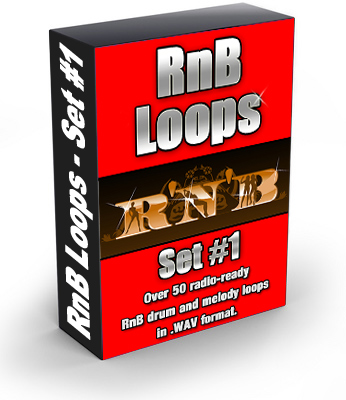 Pay for R&B Loops Set 1
