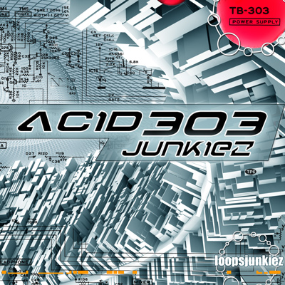Pay for Acid303 Junkiez - ACID/Wave, Apple, Rex2, MIDI