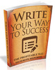 Thumbnail Write Your Way To Success plr