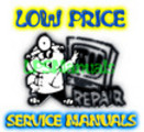 Thumbnail SHARP LC-20A2M LCD COLOUR TELEVISION SERVICE MANUAL