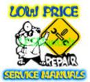 Thumbnail Ricoh Aficio 1013 service manual B044 B045 B046