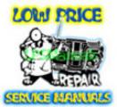 Thumbnail Casio EV-600B Service Manual + Parts List