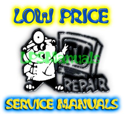 Pay for Sony KV-XA25M80A KV-XA29M80A Service Manual