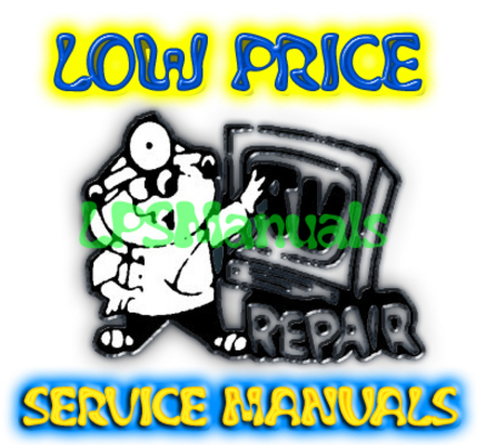 Pay for Sony KLV-32W400A KLV-40W400A KLV-46W400A KLV-52W400A Service Manual