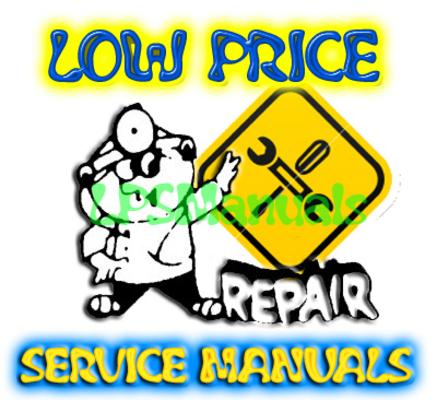 hd service manuals