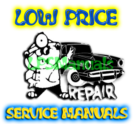 Pay for DAEWOO LANOS SERVICE MANUAL