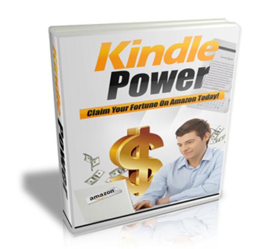Pay for PLR Amazon Kindle Power  + Bonus eBook Generator (Template)