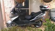 Thumbnail Suzuki Burgman AN250 Scooter 2003-2004 Workshop Repair & Service Manual in SPANISH [COMPLETE & INFORMATIVE for DIY REPAIR] ☆ ☆ ☆ ☆ ☆