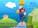 Thumbnail Get 100 Feedback In 24 Hours On Ebay Ebook + Resell Rights !