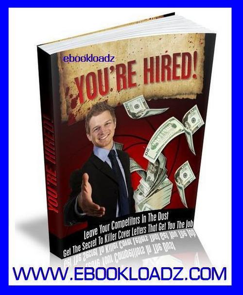 Pay for You´re Hired Ebook With MRR Find Your Dream Carreer QUICK !!