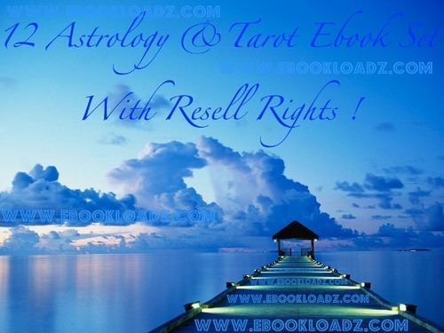 Thumbnail 12 Astrology & Tarot Ebook Set Complete With Resell Rights !