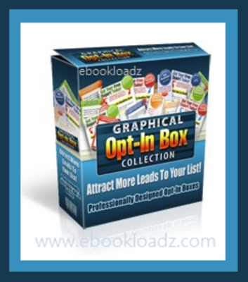 Pay for Graphical Opt-In Box Collection + Master Resell Rights NEW !