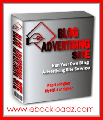 Pay for Run Your Own Blog Advertising Site With Master Resell Rights ! NEW !!