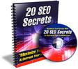 Thumbnail 20 Seo Secrets