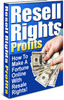 Thumbnail Resale Rights Profits With MRR